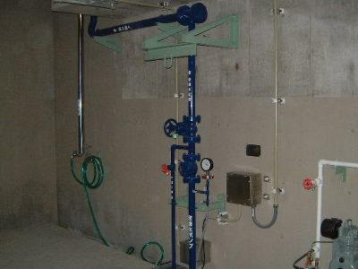 床排水配管(床排水ポンプ)